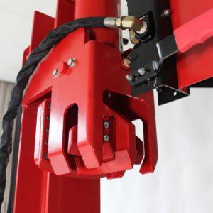 Hydraulikpumpe des Holzspalter Benzin